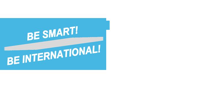 Be Smart! Be International!